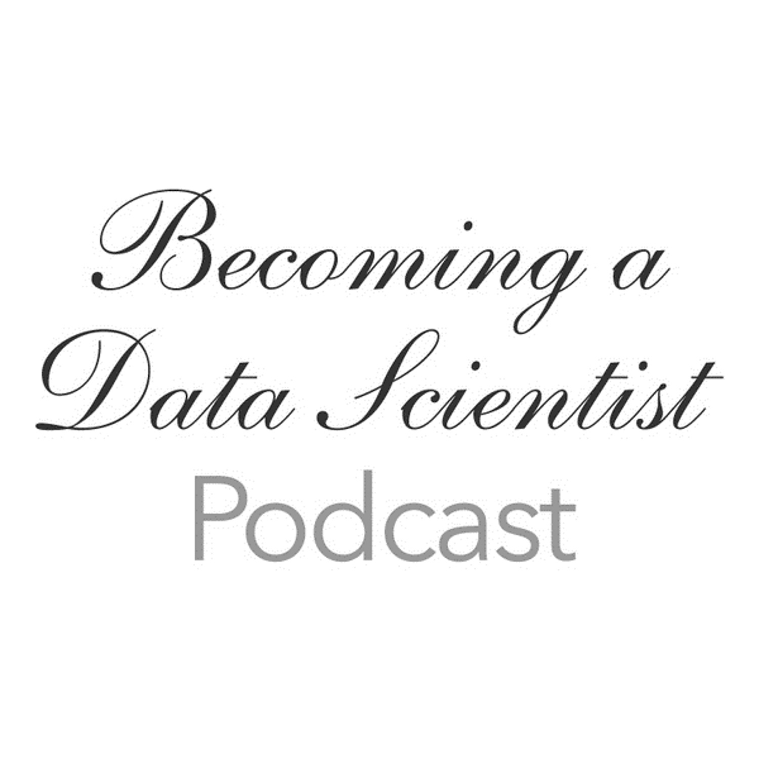 Becoming a Data Scientist Podcast Episode 14 – Jasmine Dumas